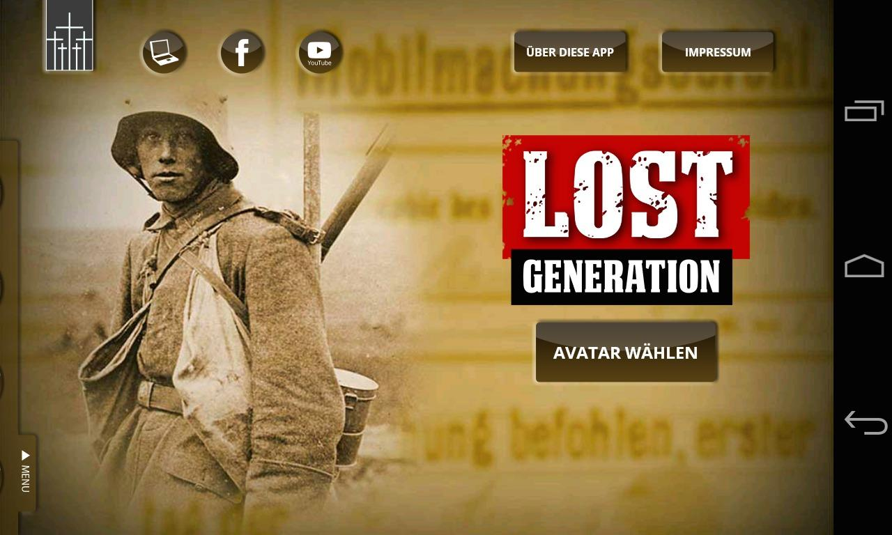 Lost Generation- screenshot