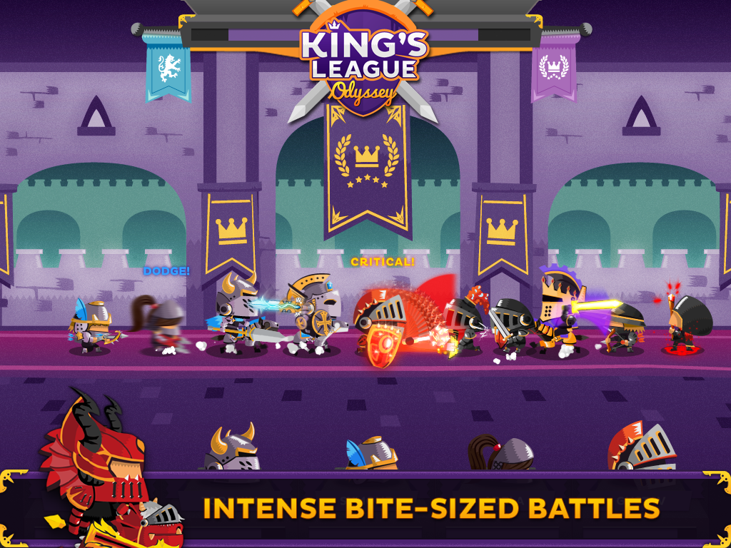 King's League: Odyssey- screenshot