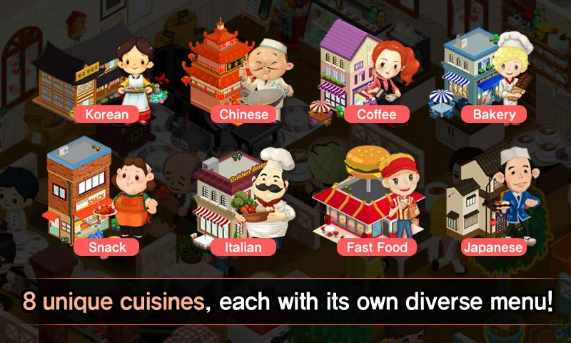 Restaurant Star - screenshot