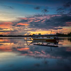 .:: joyful dawn ::. by Setyawan B. Prasodjo - Landscapes Cloud Formations