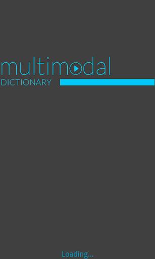 Multimodal Dictionary Lohorung