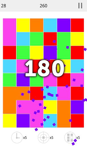 七彩方块消消看