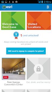 GeoChase - screenshot thumbnail