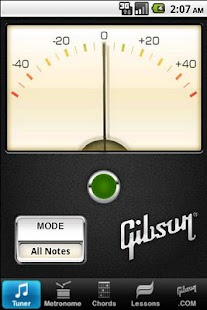 Gibson Learn & Master Guitar- screenshot thumbnail