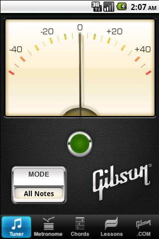 Gibson Learn & Master Guitar- screenshot