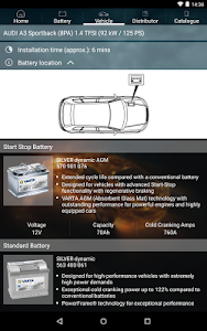 VARTA® Battery Finder screenshot 8