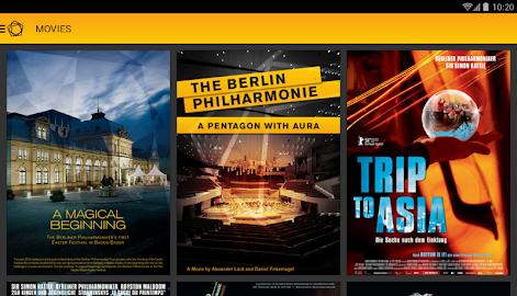 Digital Concert Hall Screenshot 24