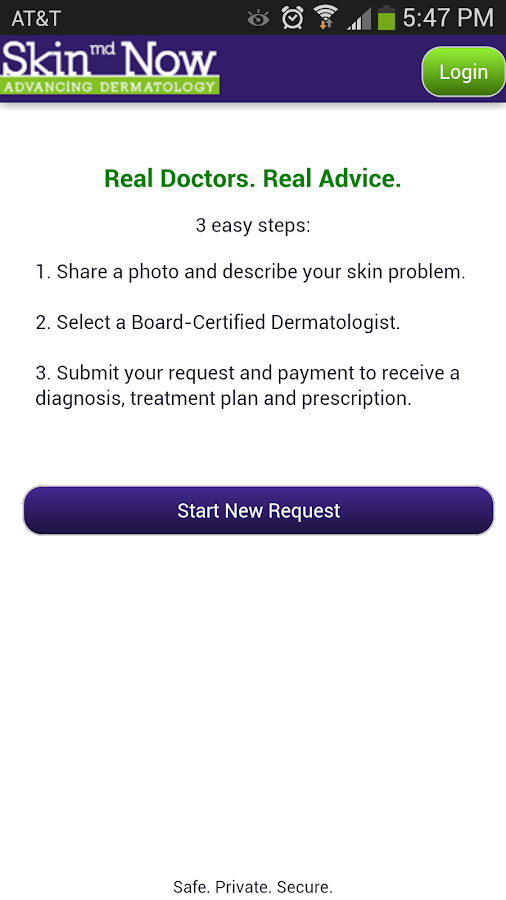 Skin MD Now - Expert Skin Help- screenshot