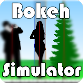 Bokeh simulator/DOF calculator