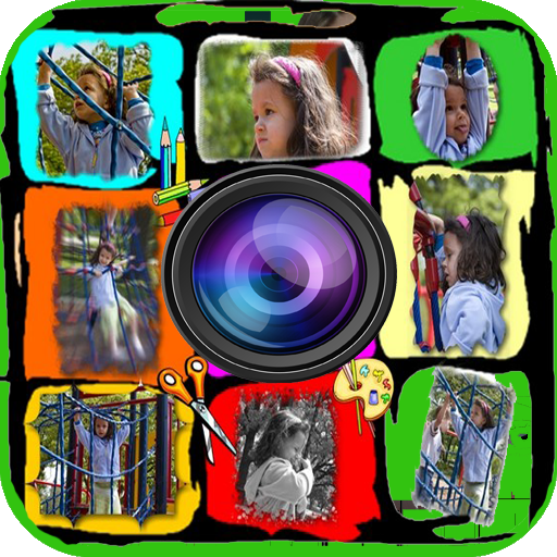 Android Photo Collage biên tập
