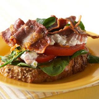 Bacon Tomato Melts