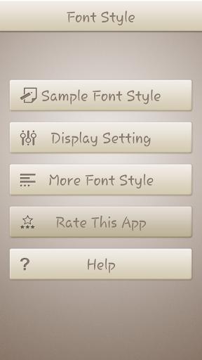 Gigi Font Style