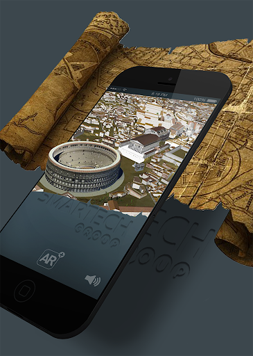 Ancient Cities AR