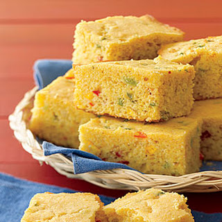 Texas Corn Bread.