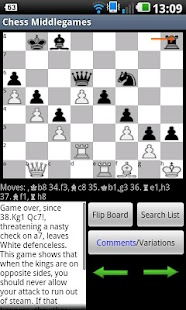 Chess Middlegames- screenshot thumbnail