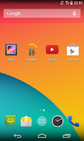 Screenshot of Launcher+