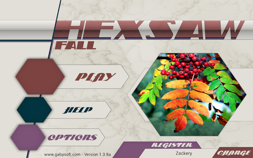 HexSaw - Fall- screenshot thumbnail