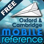 Oxford & Cambridge FREE Guide