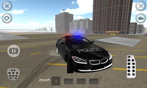 Nitro Police Simulator