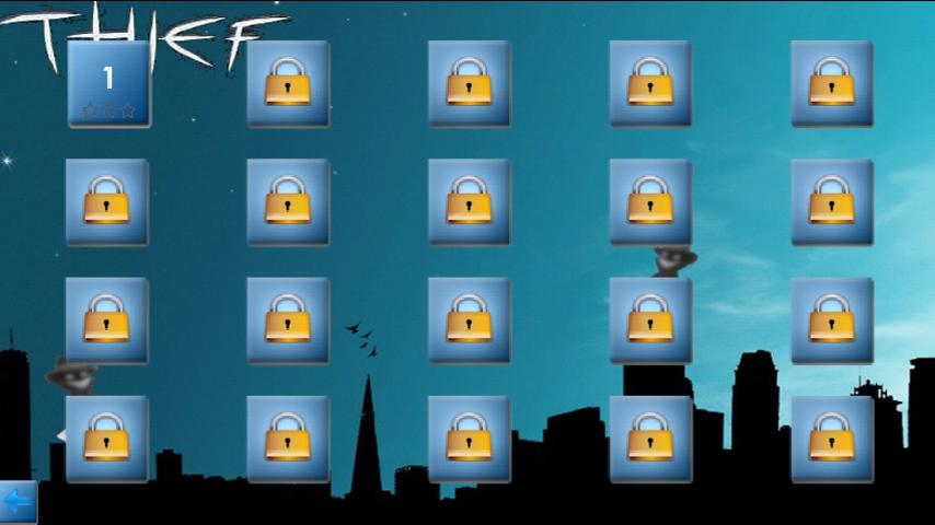 Thief Arcade Game - screenshot