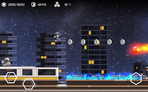 Игра Atom Run Premium для планшетов на Android