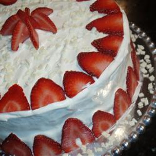 Strawberry Dream Cake I.