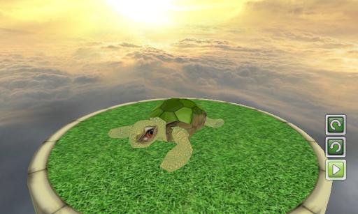 【免費娛樂App】Turtle Pet 3D-APP點子