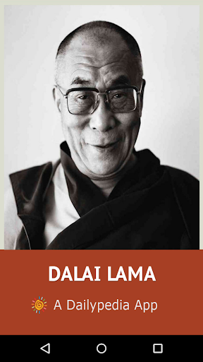 Dalai Lama Daily