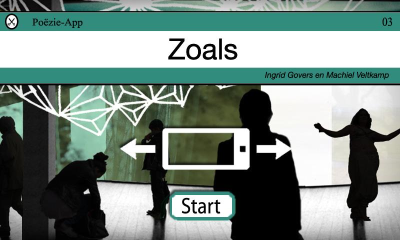 Zoals - screenshot