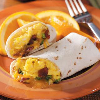 Egg Burritos