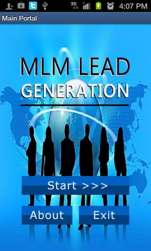 Lead Generation World Ventures - screenshot
