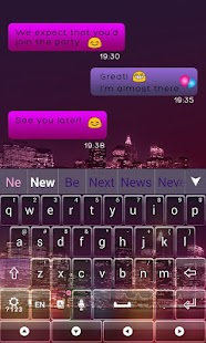 New-York-City-Keyboard-Theme 5