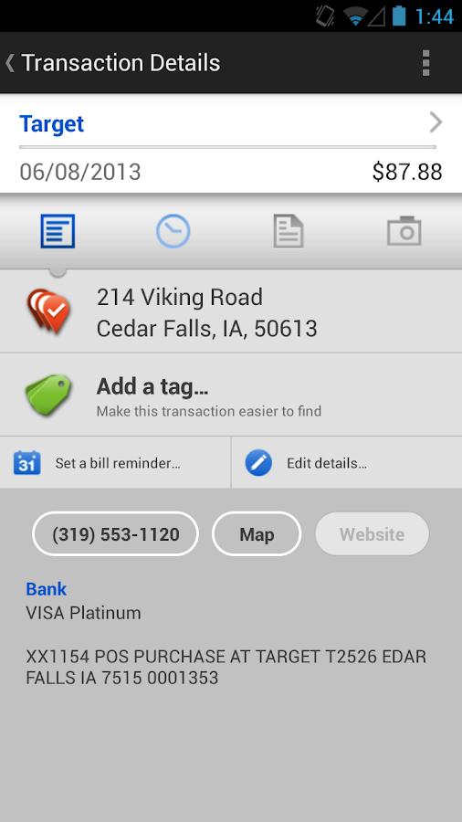 BSV Mobile - screenshot