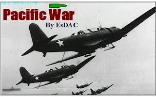 Screenshot of Pacific War