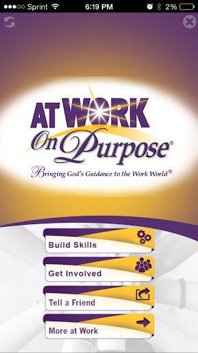 At Work On Purpose