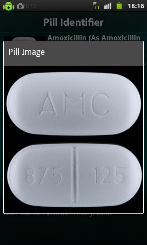 Pill Identifier by Health5C - screenshot