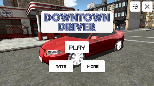 Extreme Crazy Downtown Driver