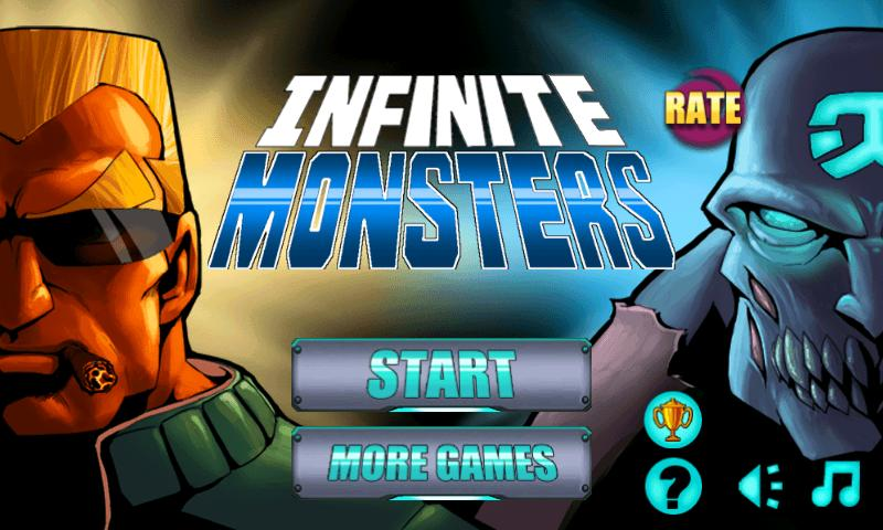 Infinite Monsters - screenshot