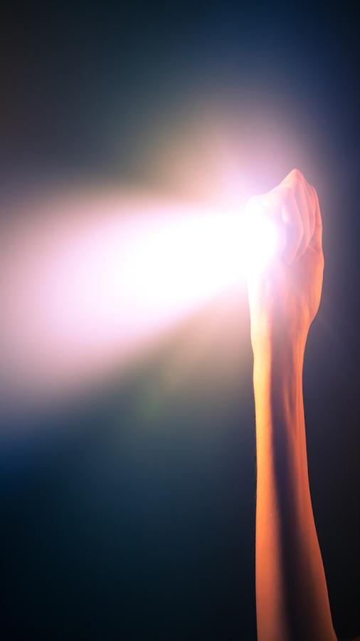 LED Billboard and Flashlight - screenshot