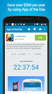 App of the Day - 100% Free- screenshot thumbnail