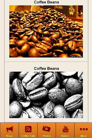 Coffee Recipes FREE - screenshot