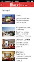 Screenshot of Casino de Hyères