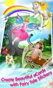Fairy Princess Fashion &Makeup - screenshot thumbnail