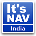 It's NAV India:GPS Navigation icon