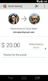 Google Wallet Screenshot 2