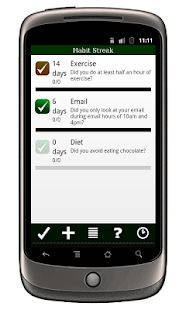 Habit Streak Plan - screenshot thumbnail