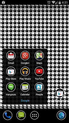 Houndstooth Theme