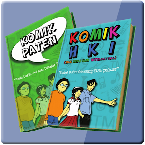 Komik HAKI 漫畫 App LOGO-APP試玩
