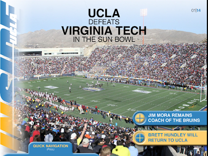 Inside UCLA- screenshot thumbnail