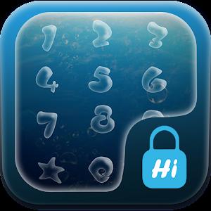HI AppLock ( Sea Theme ) 商業 App LOGO-APP試玩